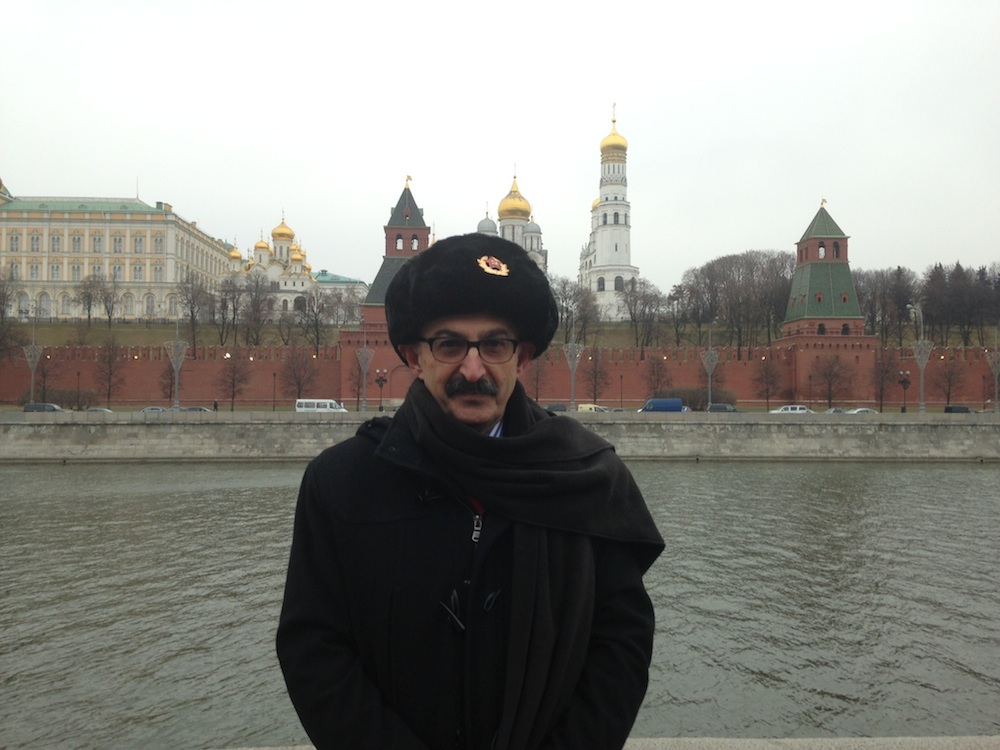 Husni.Russia Outside