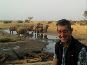 Rob Waters & Elephants