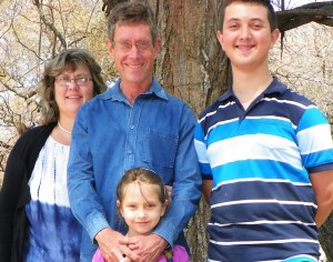 Rob Waters & Family