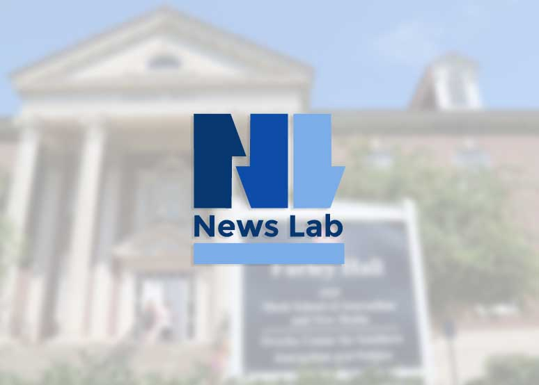 Meek School takes over NewsLab website to cover journalism and IMC industries