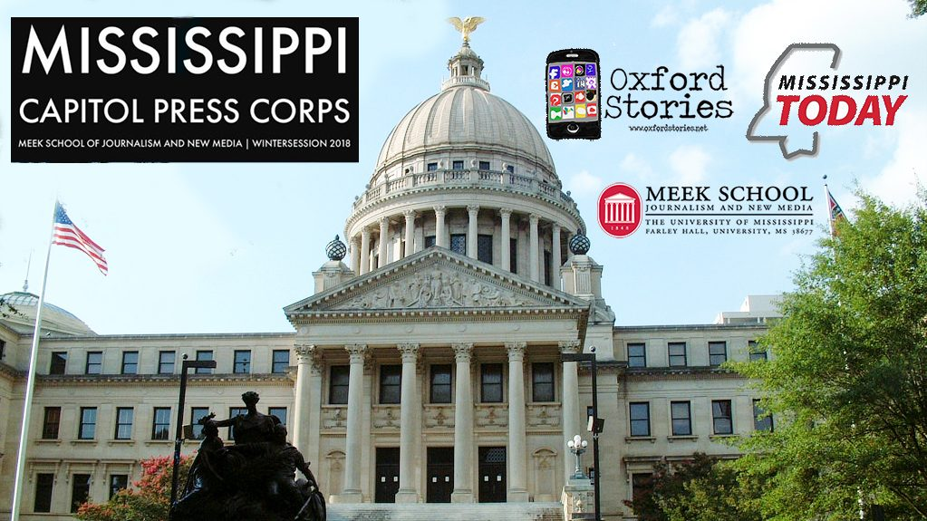 Meek School launches first Mississippi Capitol Press Corps reporting class