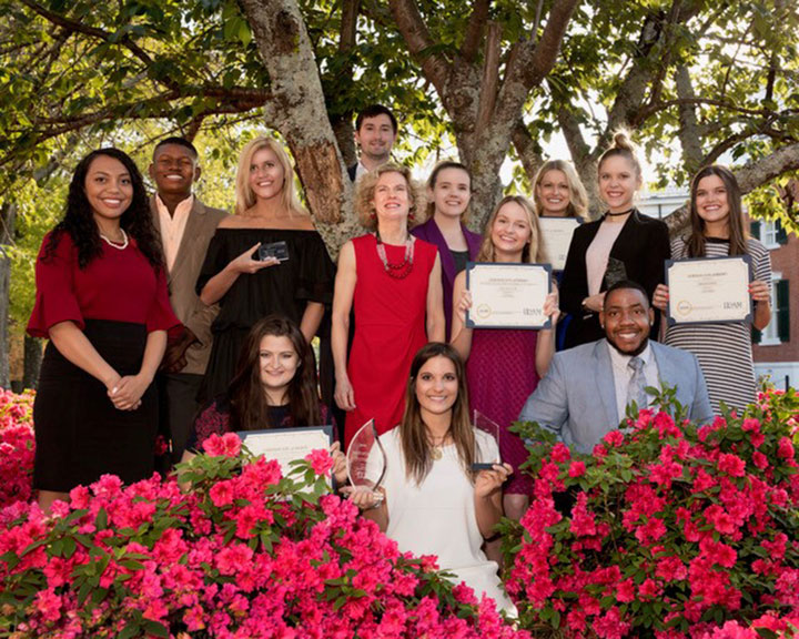 UM students sweep awards from Public Relations Association of Mississippi