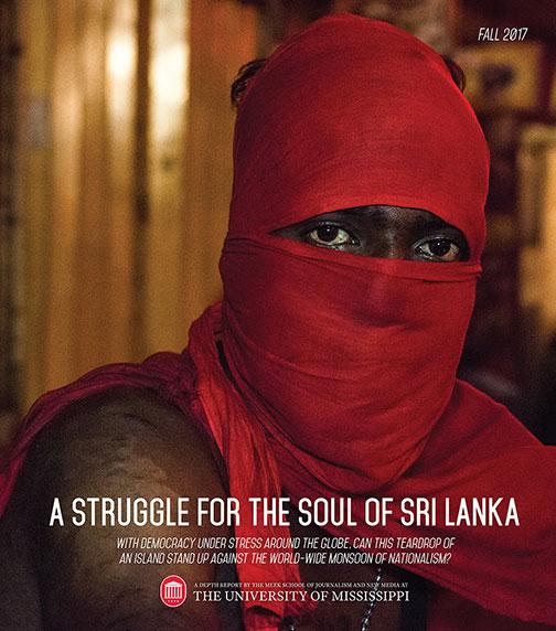 A Struggle for the Soul of Sri Lanka