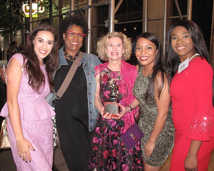 Meek School's 'It Starts with (Me)ek' team wins a Silver Anvil Award