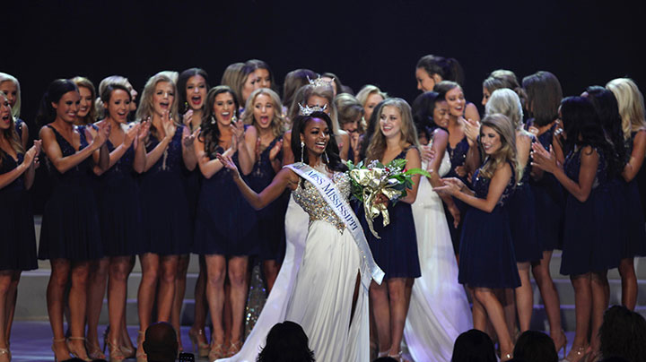 With Miss Mississippi crown, Meek School student preps for Miss America stage