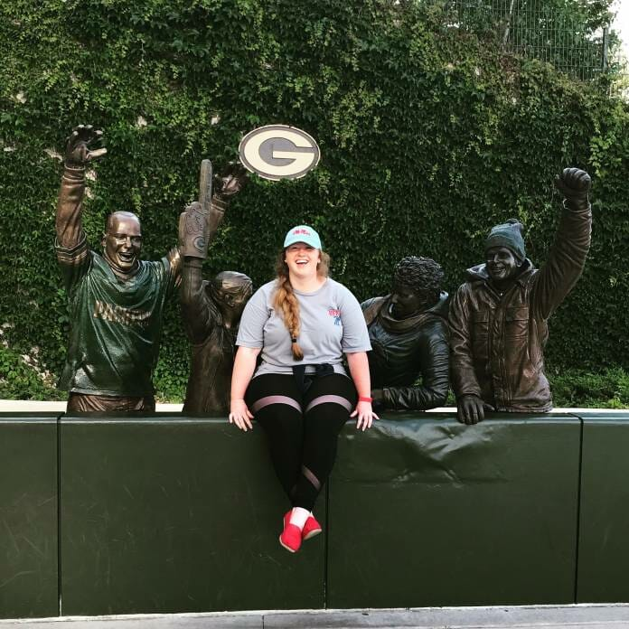 From Mississippi to Wisconsin: A Meek School graduate's journey to the Green Bay Packers